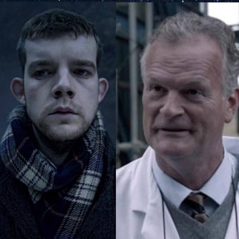 Relive the terrifying episode of Sherlock: The Hound of the Baskerville starring Russell Tovey and Clive Mantle