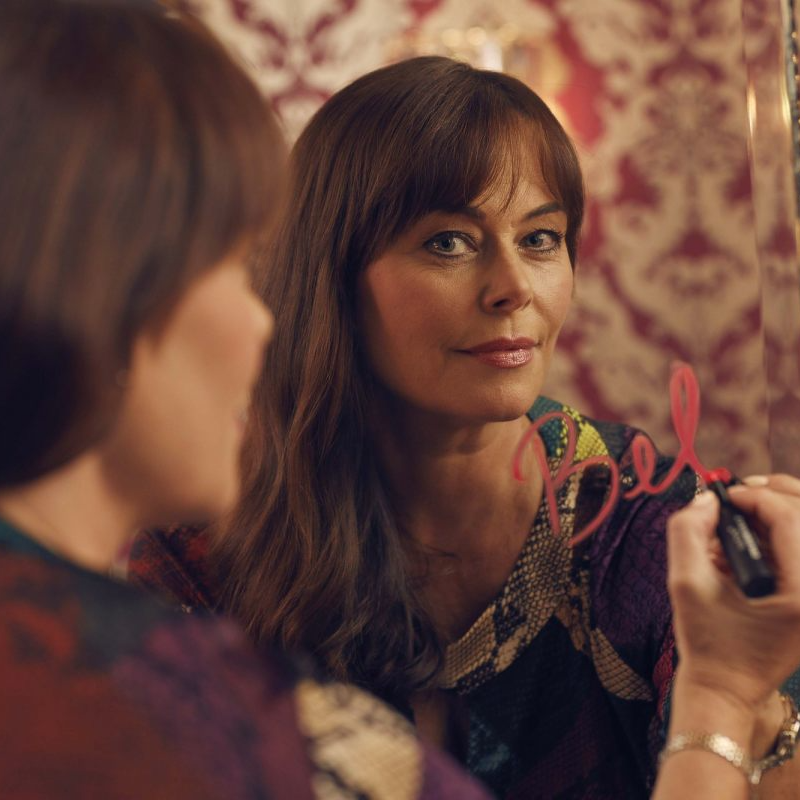 Polly Walker in new series Age Before Beauty