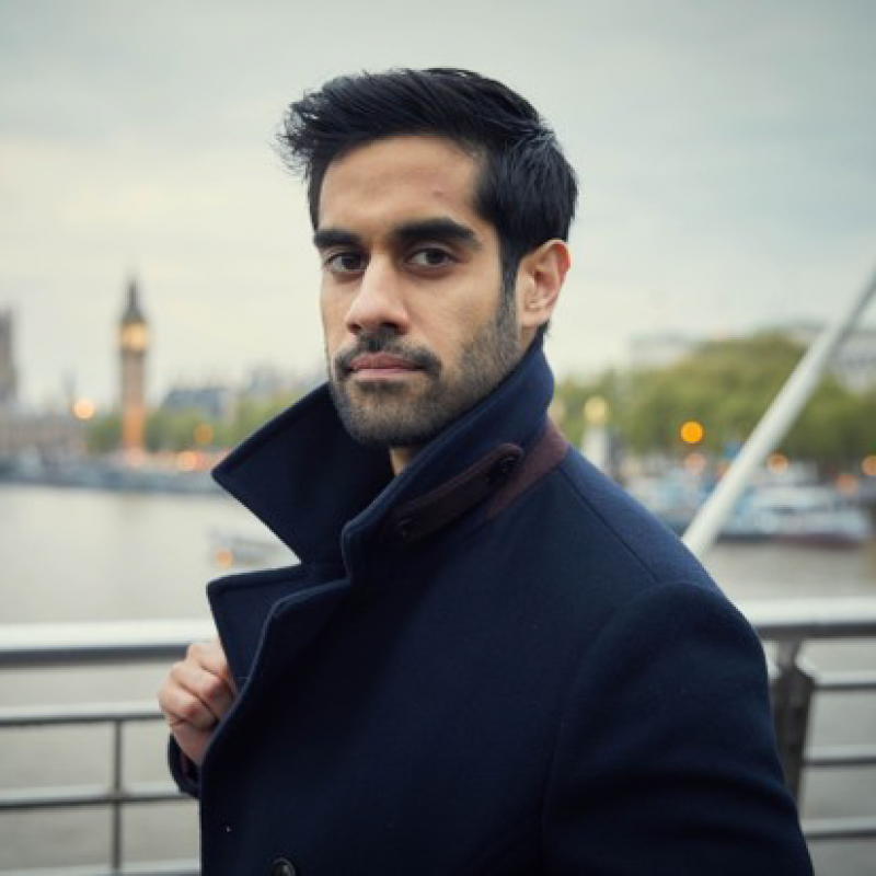 The Boy with the Topknot returns with Sacha Dhawan