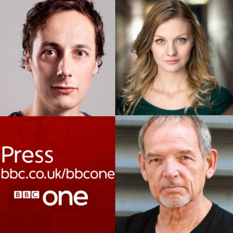 New drama Press starring Kasia Koleczek, Tom Bell & David Schofield