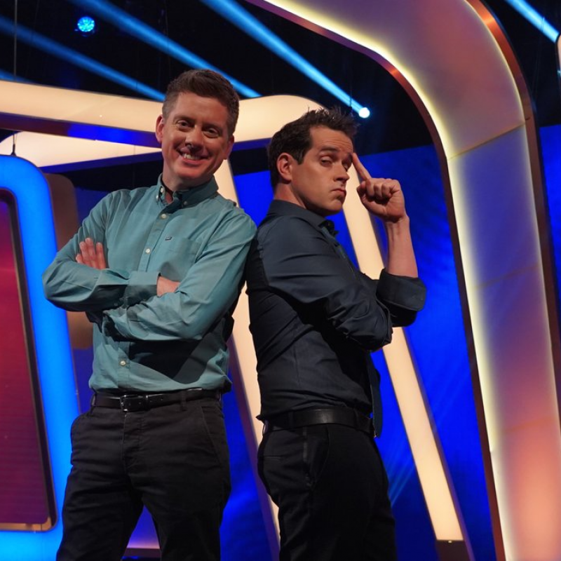 Impossible Celebrities with Dick & Dom!
