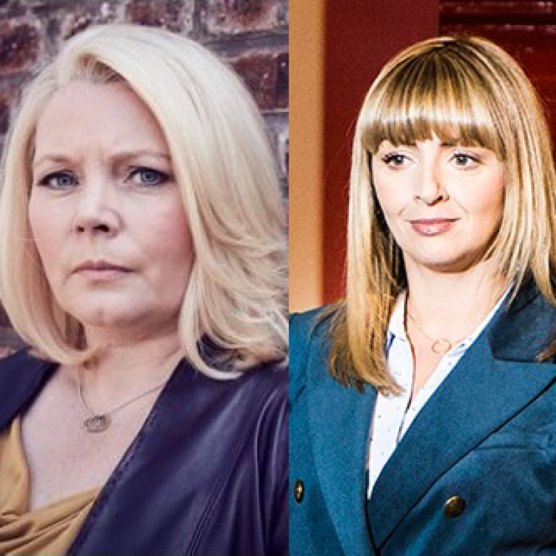 No Offence is back with season 3 starring Joanna Scanlan and Lisa McGrillis