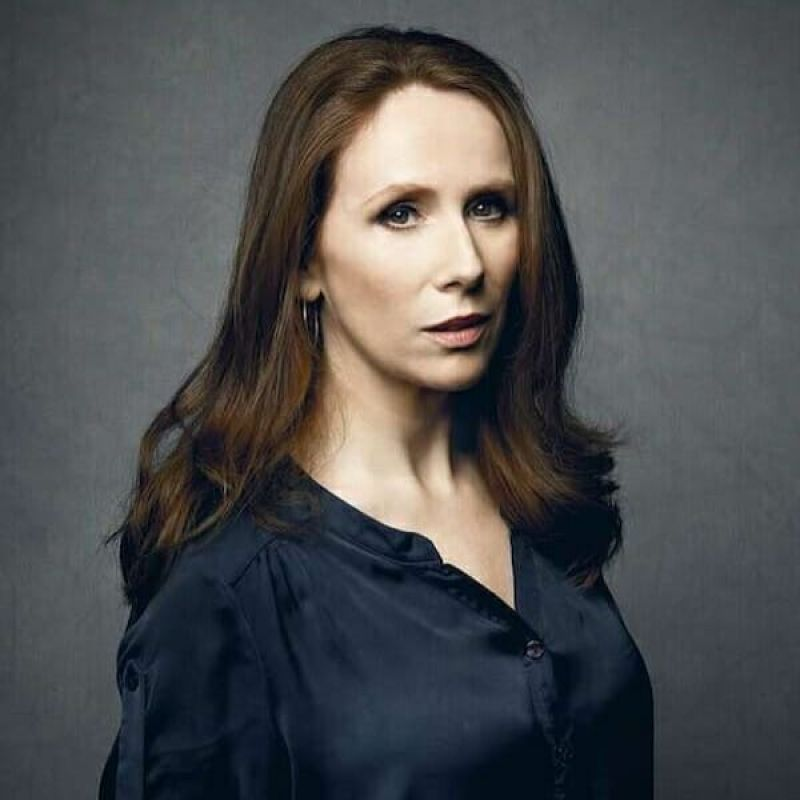 Welcome to the family Catherine Tate