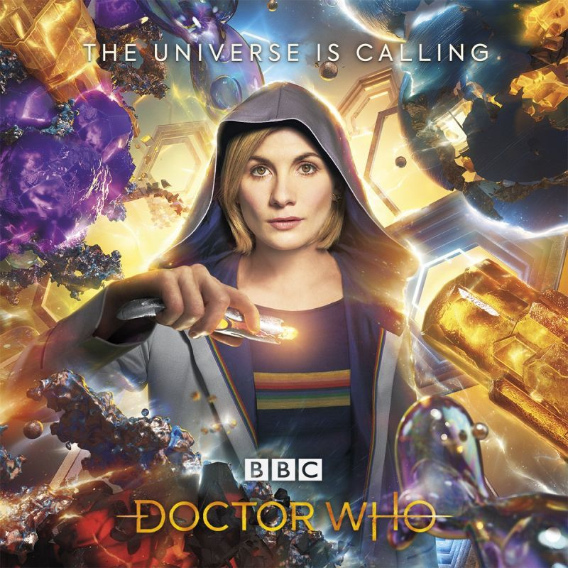 Jodie Whittaker makes her debut as the 13th Doctor