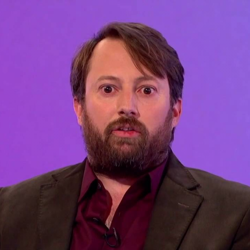 New series of Would I Lie To You? With team captain David Mitchell