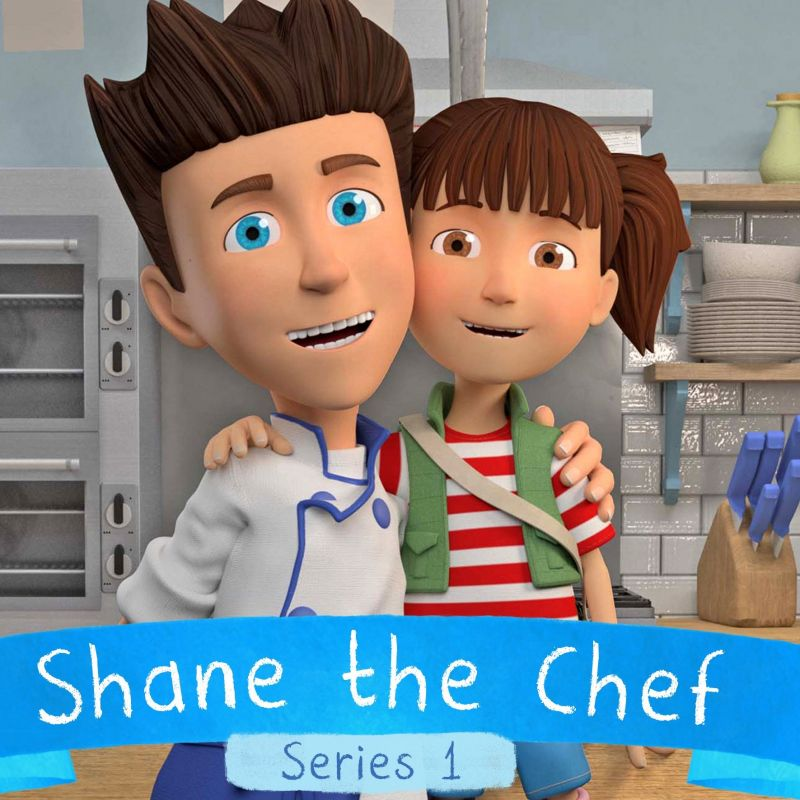 Russell Tovey voices Shane The Chef