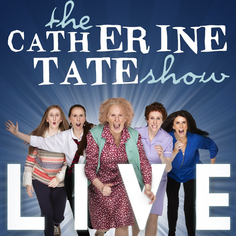 Catherine Tate Live Show at Wyndham's Theatre