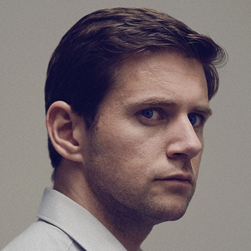 Allen Leech stars as DI Dougie Grant in fact based drama Doing Money