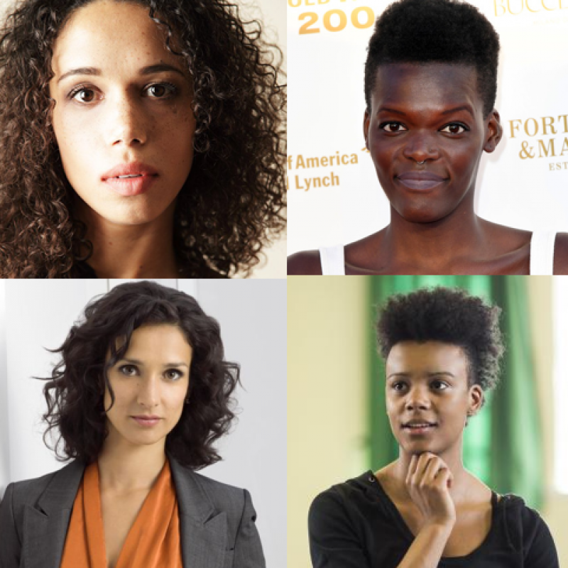 Courage Everywhere with performances from Sheila Atim, Indira Varma, Leah Harvey & Vinette Robinson at National Theatre