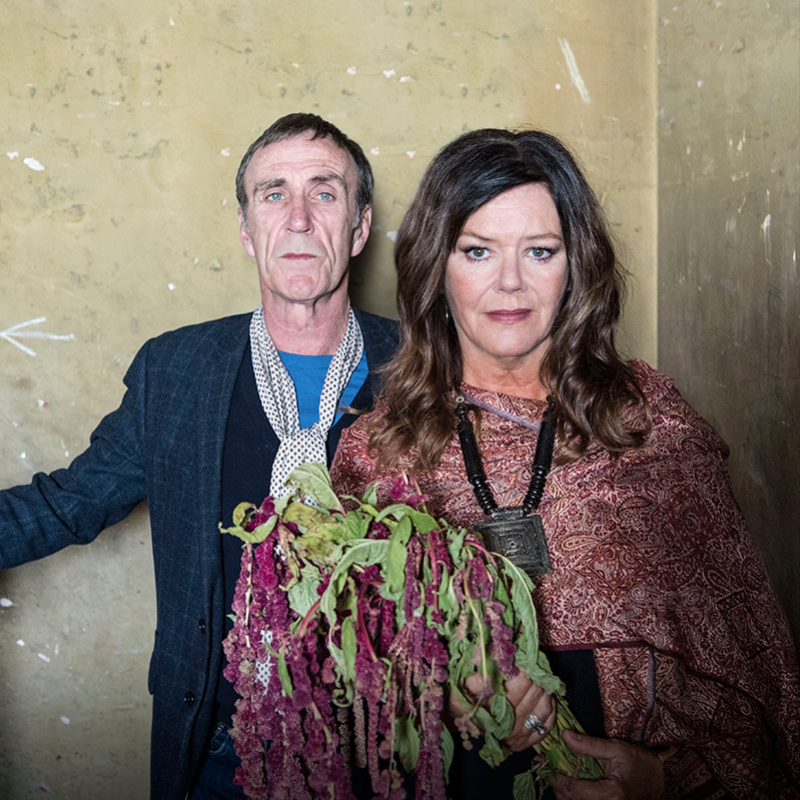 Joe McGann in Love Lies Bleeding at Print Room Notting Hill