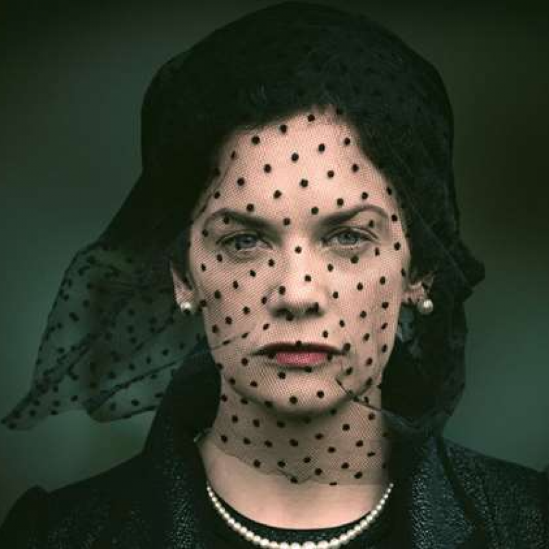 Ruth Wilson plays her own grandmother in, Mrs Wilson