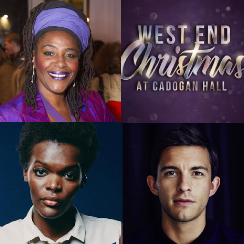 A West End Christmas at Cadogan Hall starring Sharon D Clarke, Jonathan Bailey and Sheila Atim