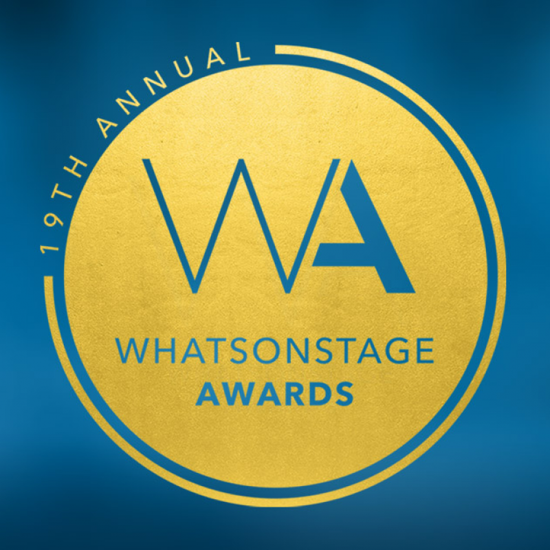 Nominations for the 19th Annual WhatsOnStage Awards