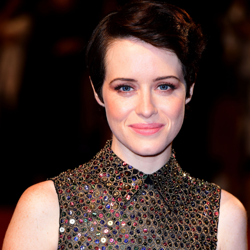 Claire Foy nominated for a Golden Globe for her role in First Man