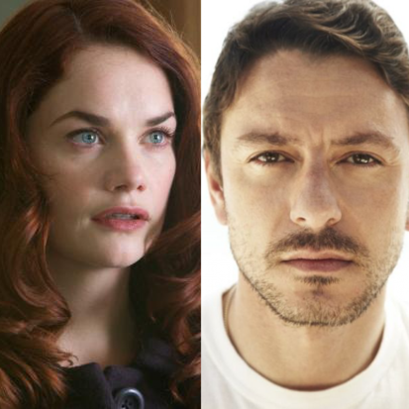 Luther is back! Starring Ruth Wilson & Enzo Cilenti
