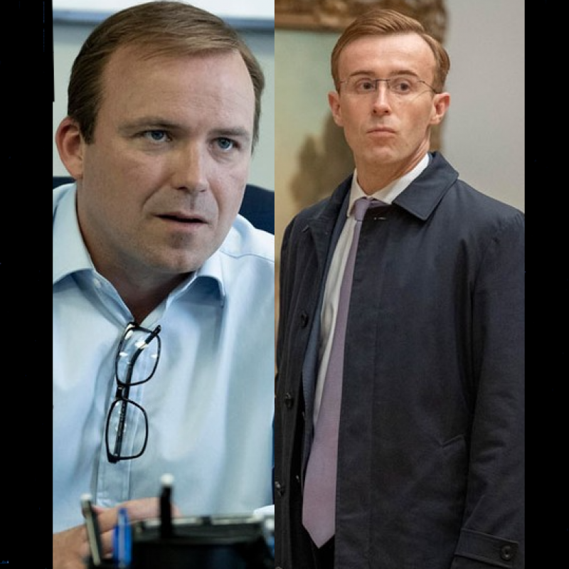Rory Kinnear and John Heffernan star in new political drama Brexit: the Uncivil War