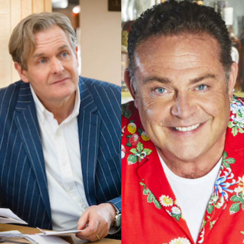 Robert Bathurst & John Thomson return for season 8 of Cold Feet