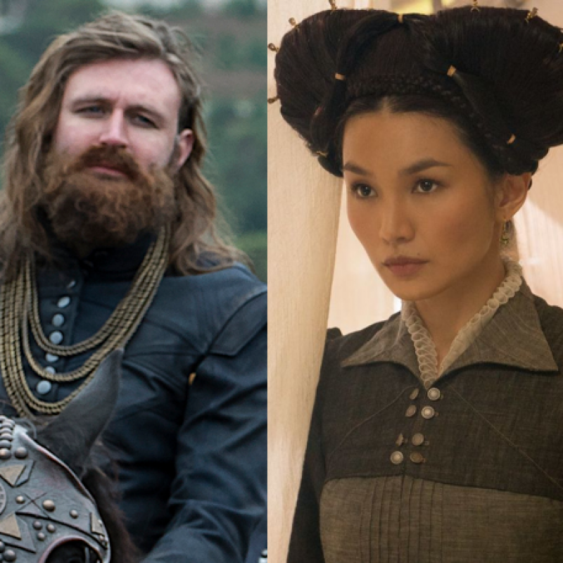 James McArdle & Gemma Chan star in Mary Queen of Scots in cinemas now!