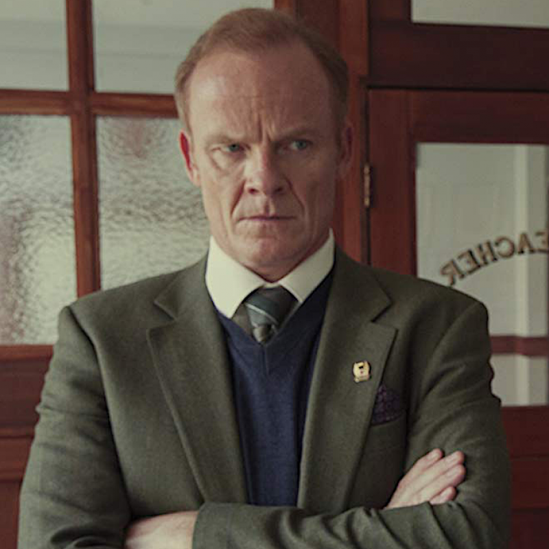 Alistair Petrie stars in new Netflix comedy drama Sex Education