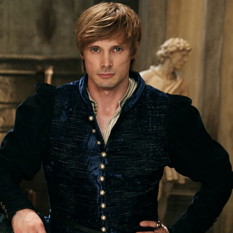 Bradley James stars in Medici: The Magnificent
