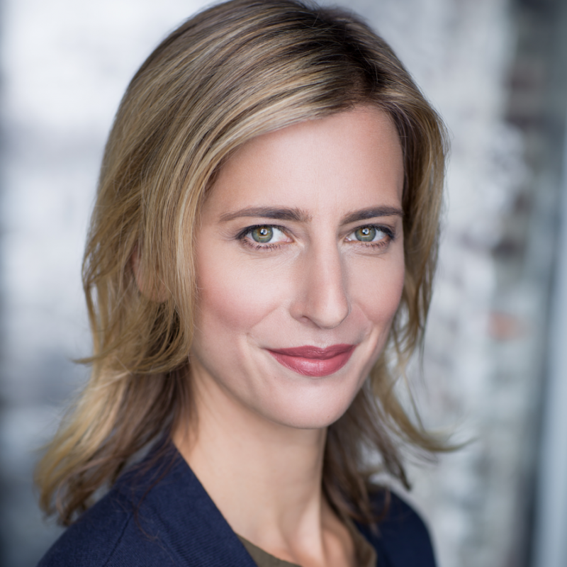 Christy Meyer features in an episode of Living The Dream as Doctor Murphy