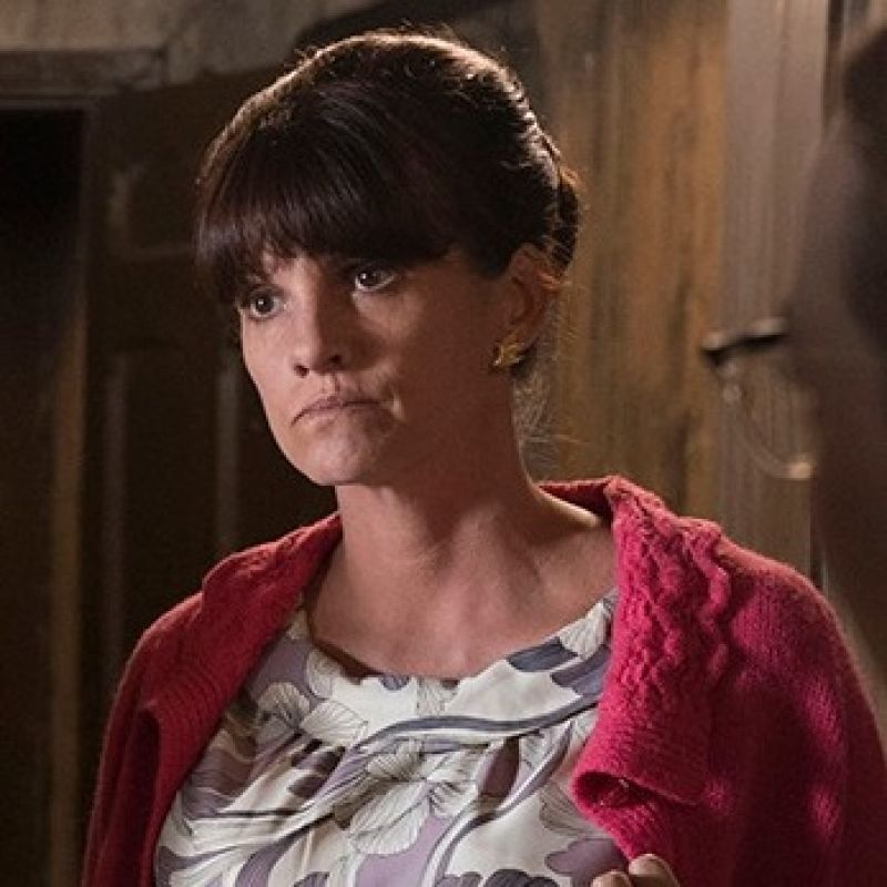 Niky Wardley in Call the Midwife