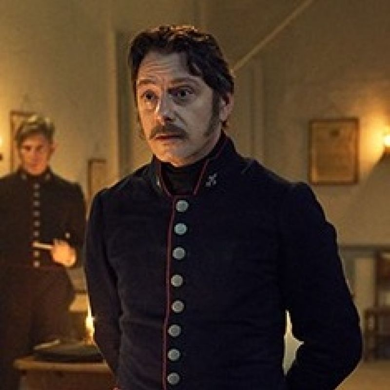 Enzo Cilenti in Les Miserables
