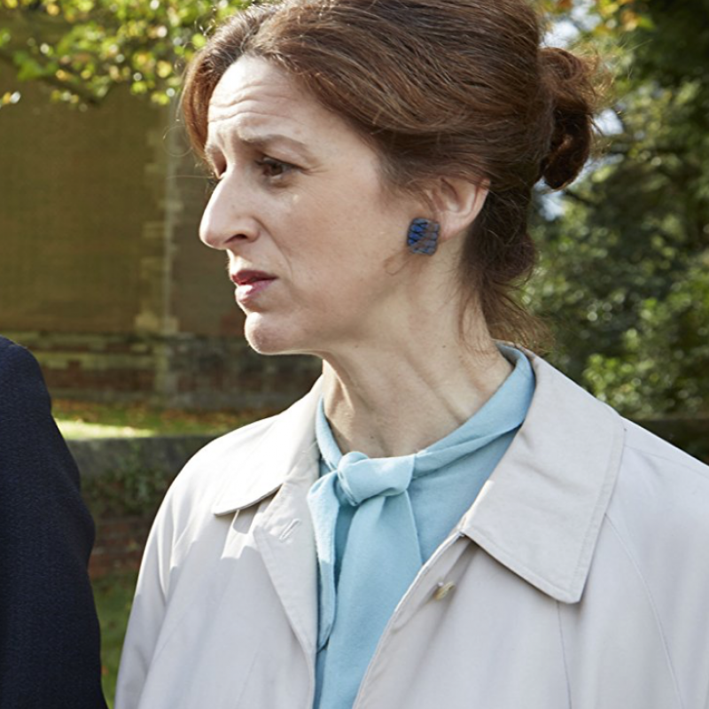 Abigail Thaw in Endeavour