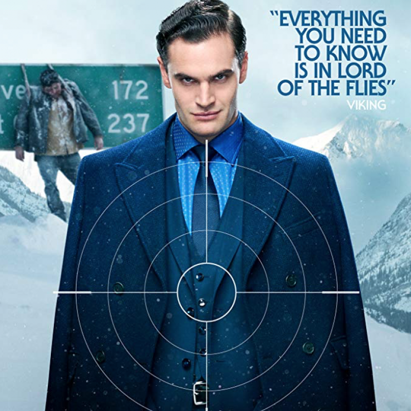 Tom Bateman stars in Cold Pursuit