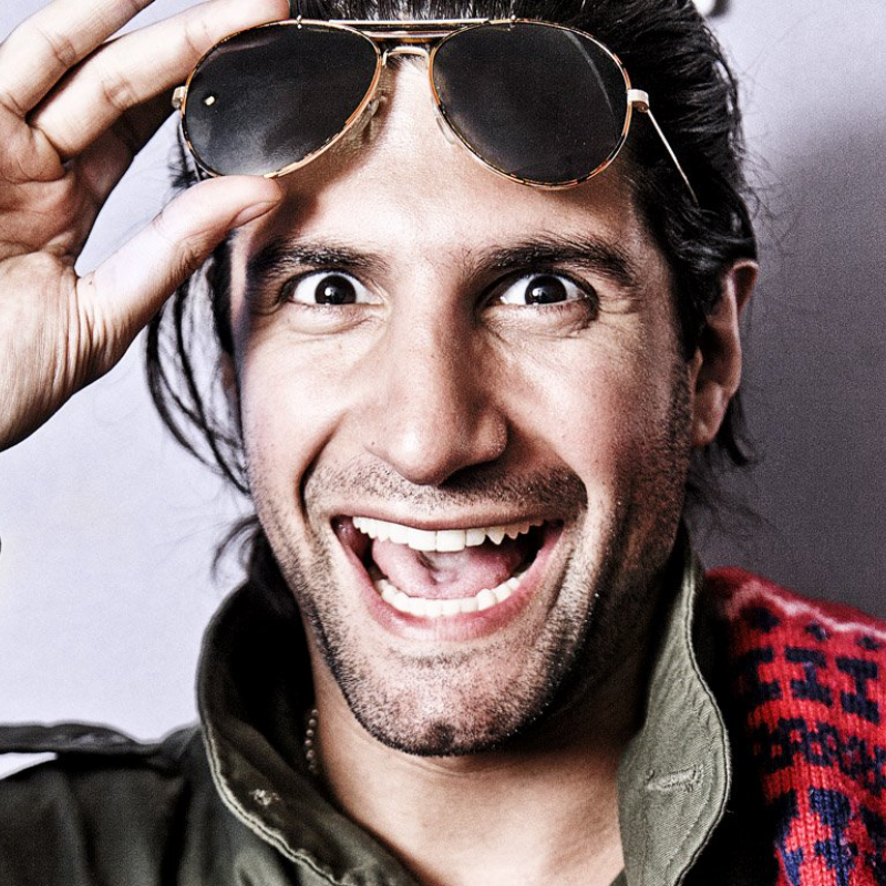Welcome to Kayvan Novak