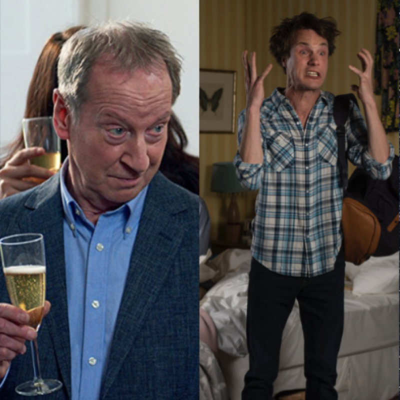 Bill Paterson and Hugh Skinner return to Fleabag