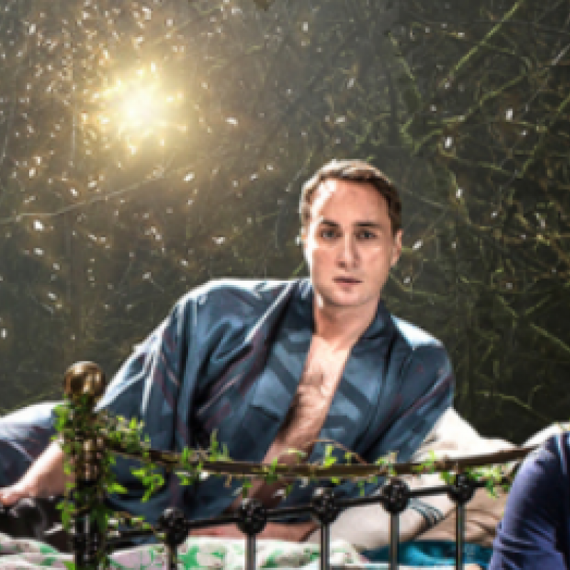 Oliver Chris to appear in Midsummer Night's Dream