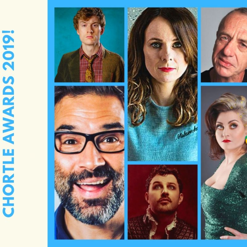 Who will win a Chortle Award this Year!