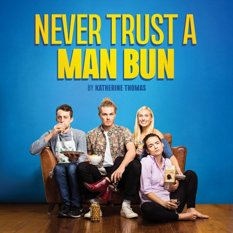 Jack Forsyth Noble stars in comedy show Never Trust A Man Bun