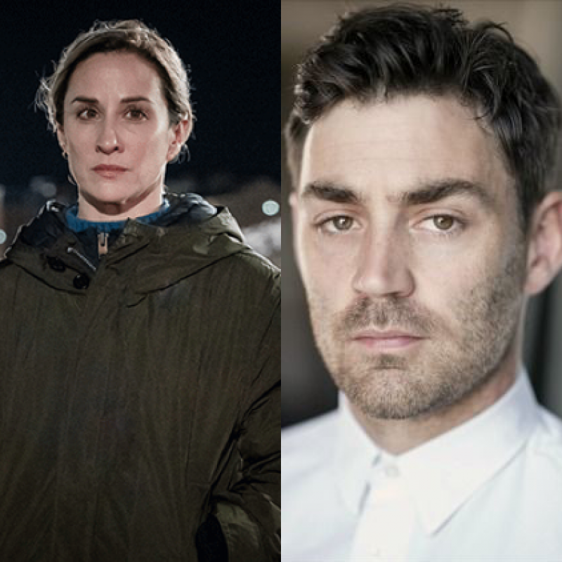 Morven Christie & Matthew McNulty star in new crime drama The Bay