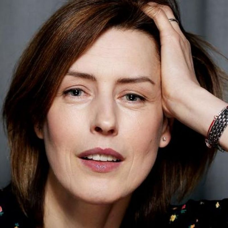 Gina Mckee in Portrait Artist of the Year