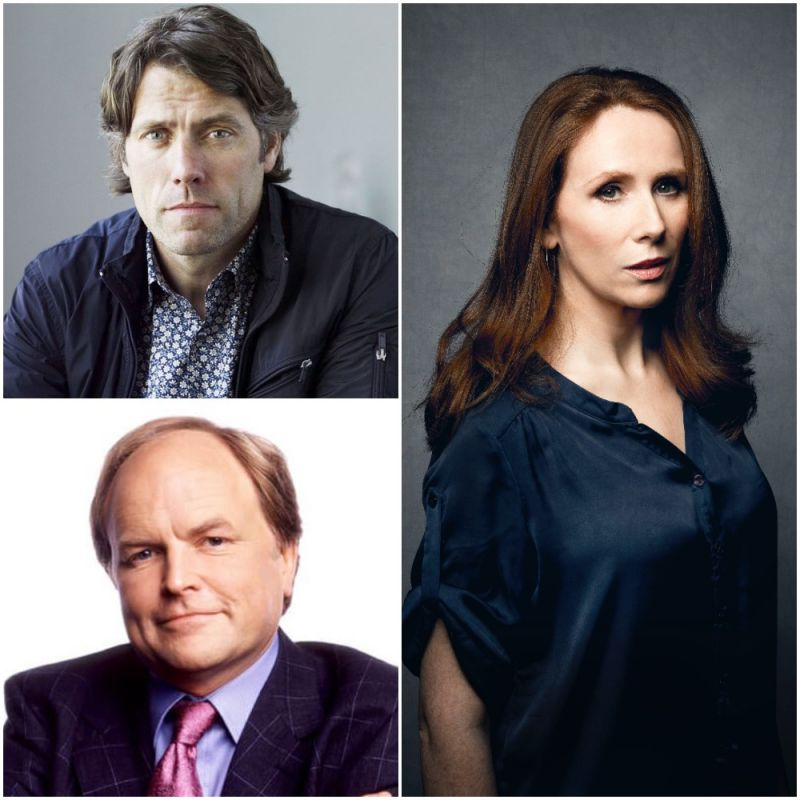 Clive Anderson, John Bishop and Catherine Tate to star in Whodunnit