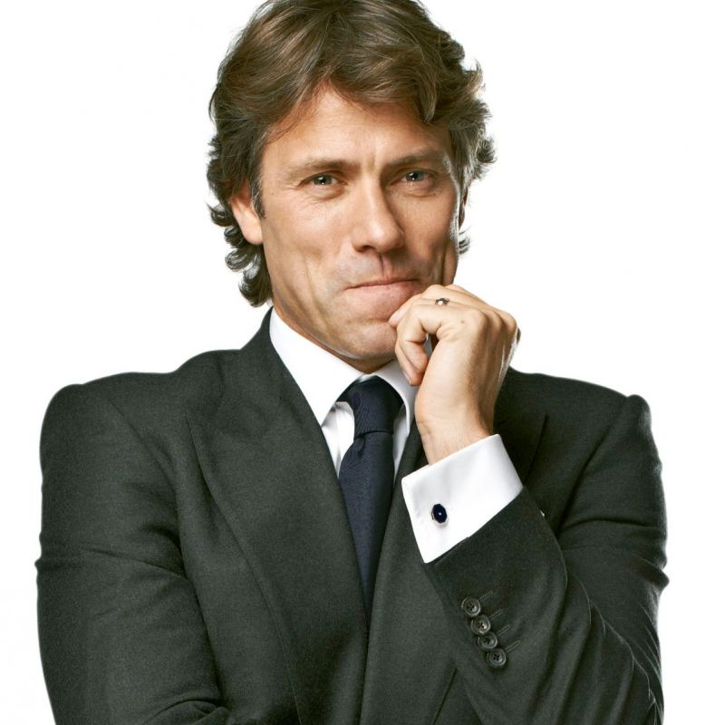 John Bishop is a guest on The Jonathan Ross Show.