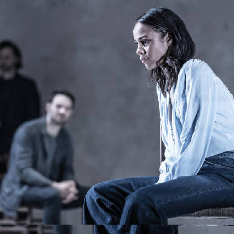See Zawe Ashton in Betrayal at the Pinter Theatre.