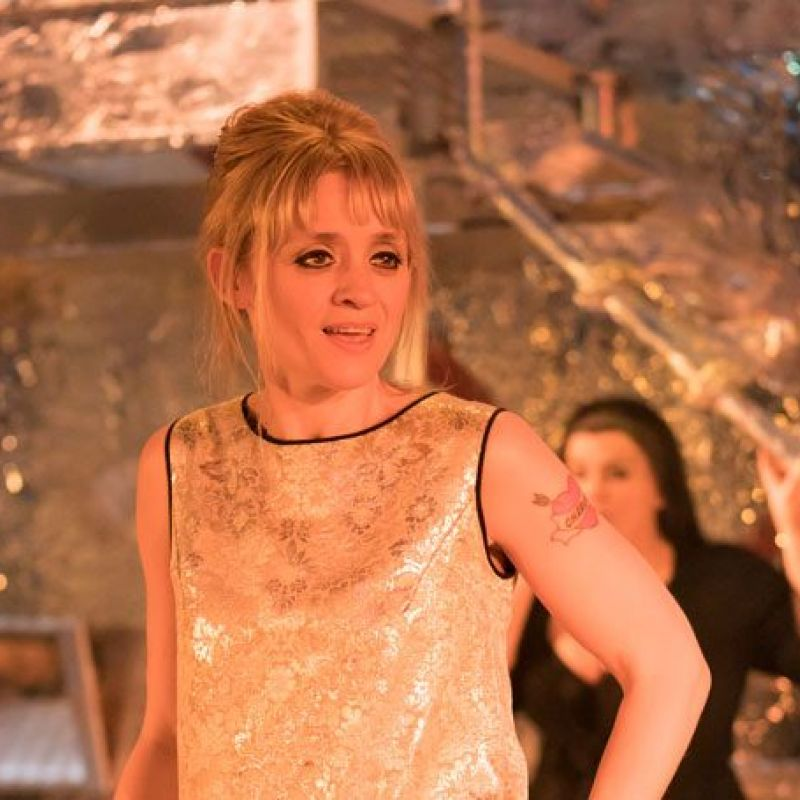 Sweet Charity at London's Donmar Warehouse starring Anne-Marie Duff