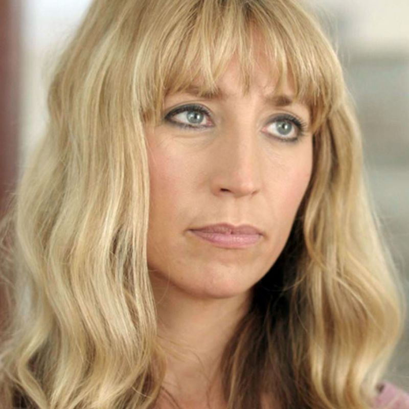 Daisy Haggard as a guest on Sunday Brunch.