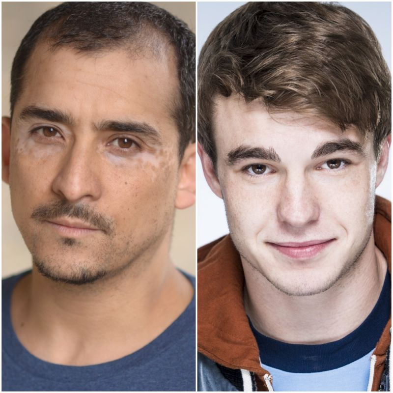 Nabil Elouahabi and Nico Mirallegro join the cast of Our Girl for its fourth season!
