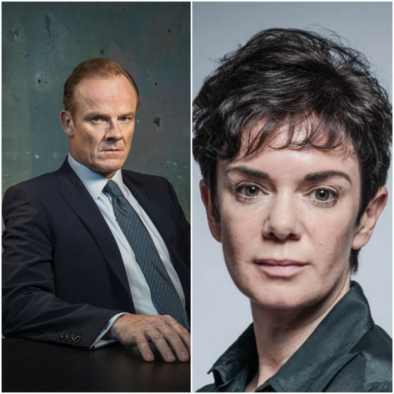 Deep State returns for its 2nd series, featuring Alistair Petrie and Victoria Hamilton.