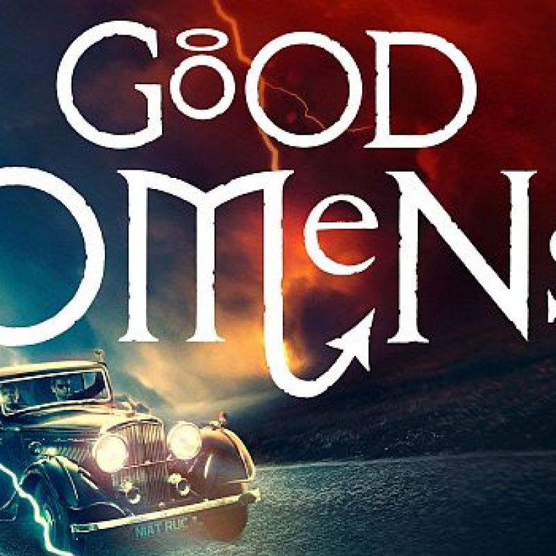 Hotly anticipated Amazon Prime Series Good Omens out now!