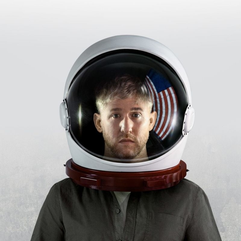 Adam Gillen stars in one-man play Radio, about memory, love and spaceships.