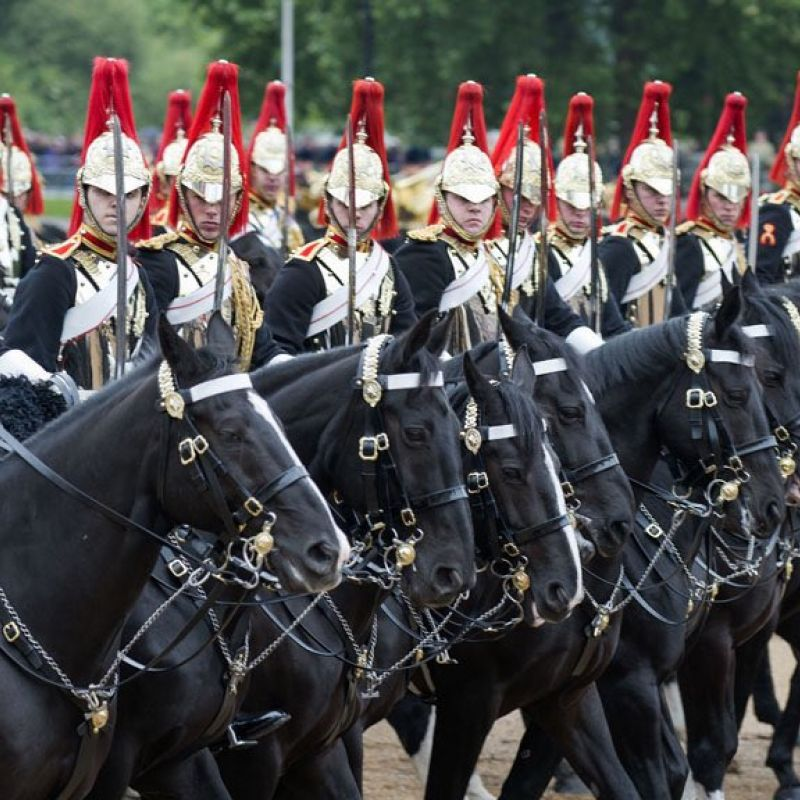 Hugh Bonneville narrates Her Majesty's Cavalry.