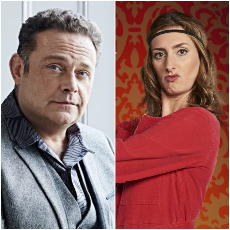 John Thomson and Jessica Knappett are to front new comedy show 'Zone of Champions'.