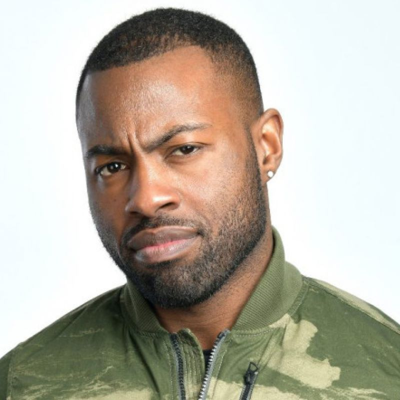 Darren Harriott guests on ITV2 comedy game show 'Iain Stirling's CelebAbility.'