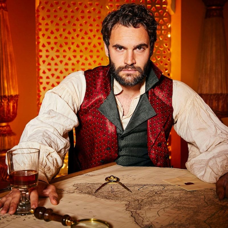 Tom Bateman takes on the lead role of John Beecham in new ITV period drama 'Beecham House'.