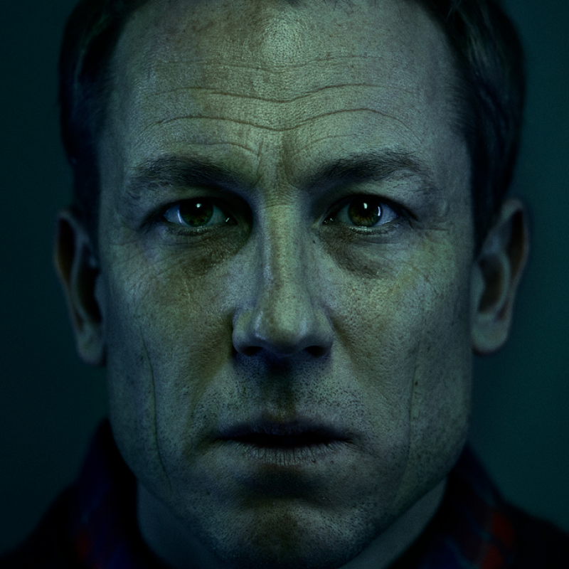 Tobias Menzies stars in The Hunt at The Almeida Theatre